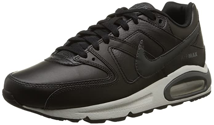 Nike Air Max Command Sneakers Schwarz