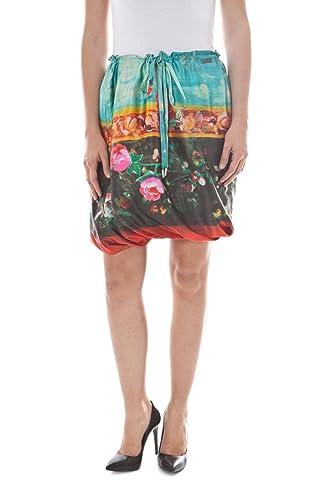 JOHN GALLIANO 34 RR7347 45104 falda corta Mujer multicolore S349 40