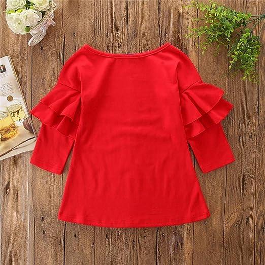 Amazon.com: Baby Girls Dress, Fineser Toddler Kids Baby Girl ...