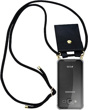 Cadorabo Handy Kette Für Samsung Galaxy J3 Elektronik