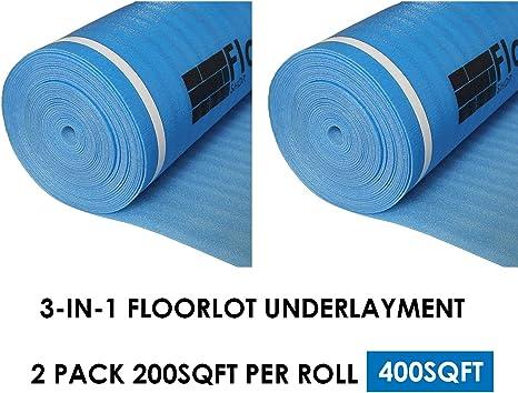 Floorlot Flooring Laminate and Engineered Floor Installation Kit
