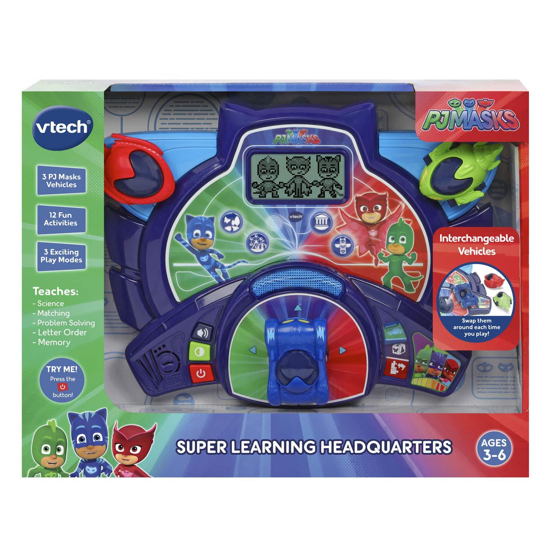VTech PJ Masks Super Learning Headquarters by VTech (Image #5)