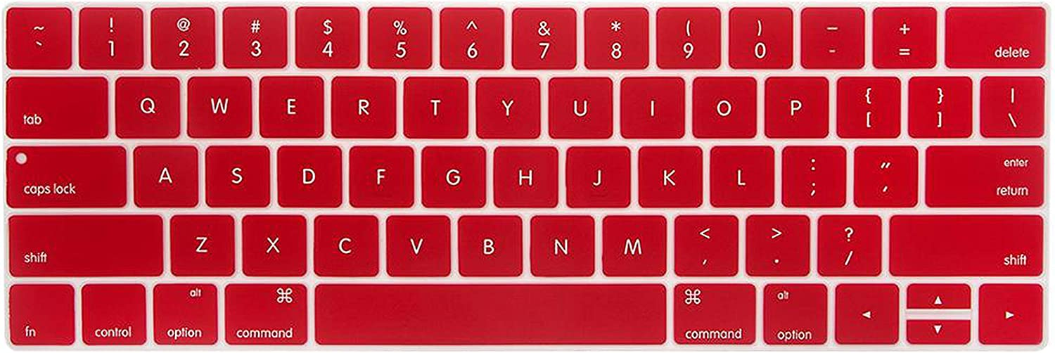 Us Version for MacBook Pro 15 Inch A1707 A1990 Keyboard Cover Protector Skin-One/_Color
