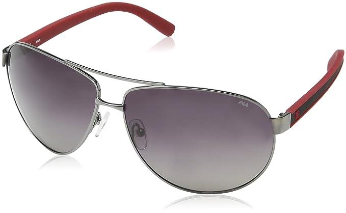 81df78dafef Fila Men s SF9709 Sunglasses