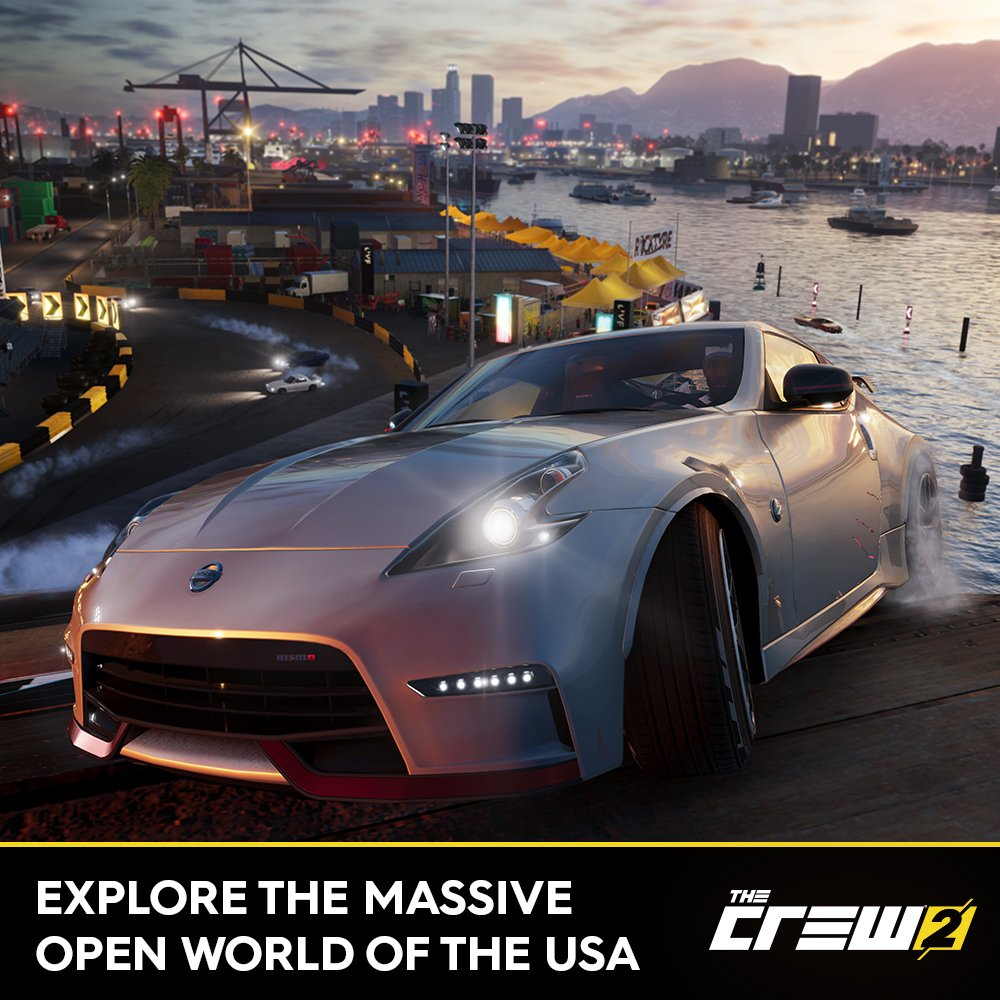 The Crew 2 GOLD Edition - Xbox One [Digital Code] by Ubisoft (Image #5)