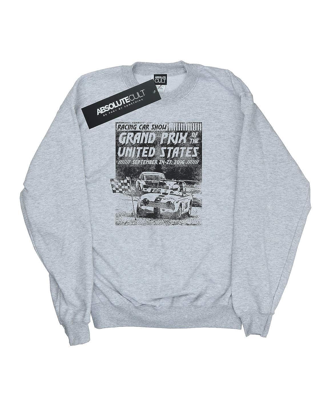 Absolute Cult Drewbacca Girls Grand Prix Sweatshirt