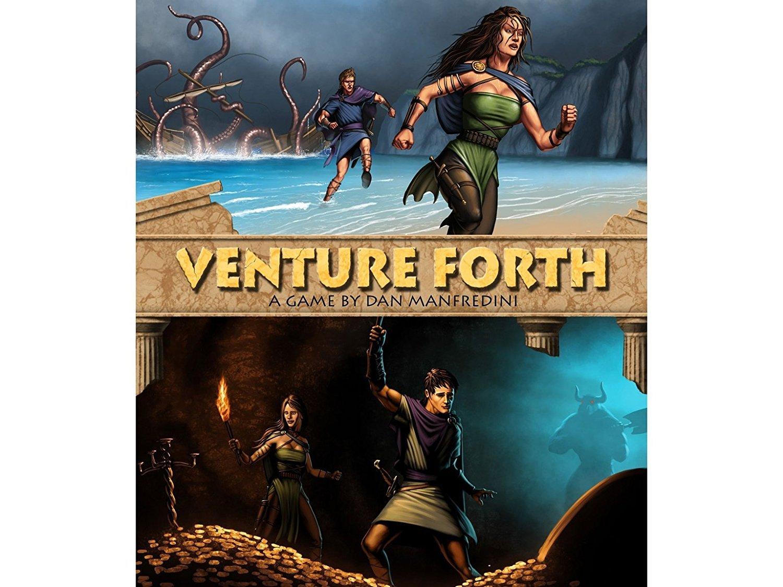 Minion Games MIGVF100 Venture Forth Dice Game