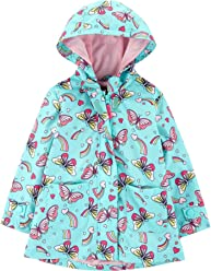 Carters Girls Her Favorite Rainslicker Rain Jacket