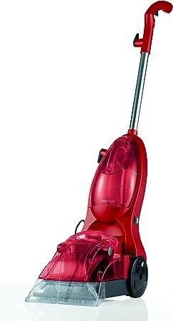 TV Unser original limpiador 06,404 vacío con limpiador de alfombras champú de la alfombra, de 500 ml, rojo: Amazon.es: Hogar