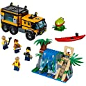 426-piece LEGO City Jungle Explorers Jungle Mobile Lab Set