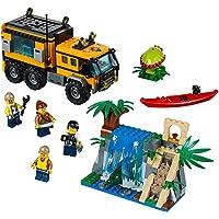 426-piece LEGO City Jungle Explorers Jungle Mobile Lab
