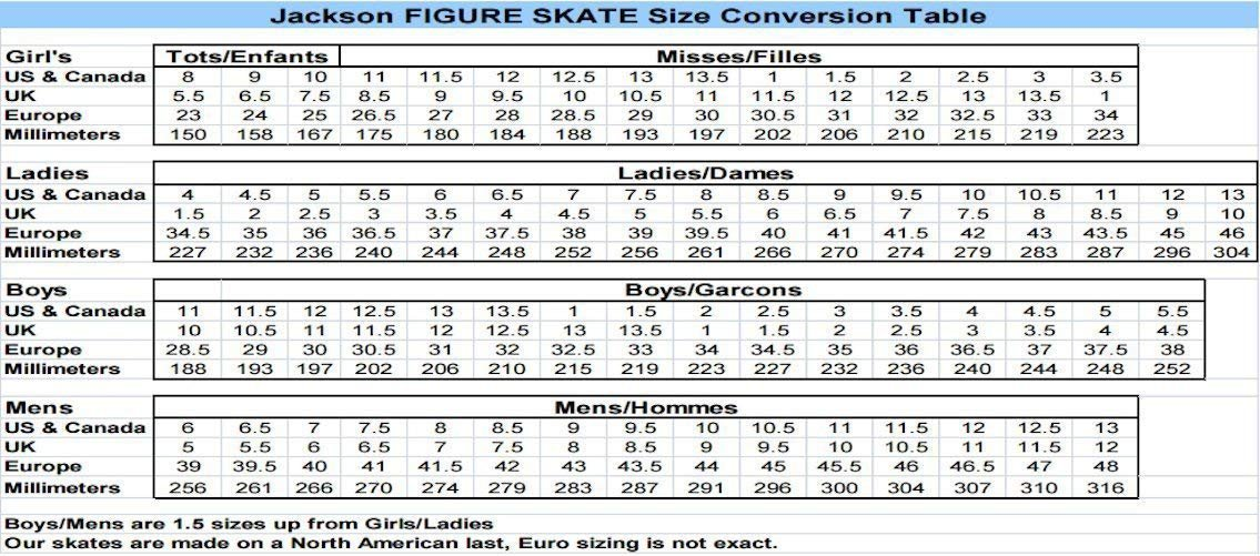 Jackson Ultima Softec Sport ST6102 Black Mens Ice Skates