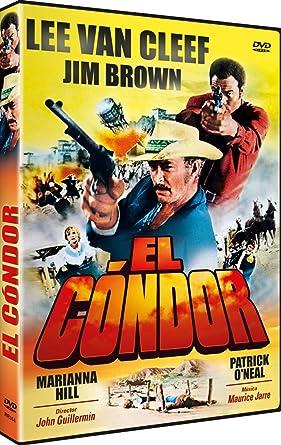 El Condor [DVD]: Amazon.es: Jim Brown, Lee Van Cleef ...