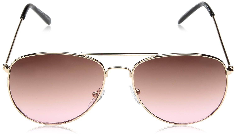 Amazon.com: A. J. Morgan Skye de la mujer Aviator anteojos ...