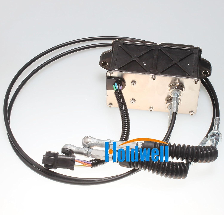 Holdwell Throttle Motor 247-5212 for Caterpillar 320C Excavator ...