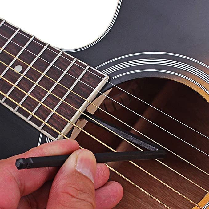 Healifty 4 / 5mm Ball End Guitar Truss Varilla Ajuste de herramienta de guitarra 2pcs: Amazon.es: Instrumentos musicales