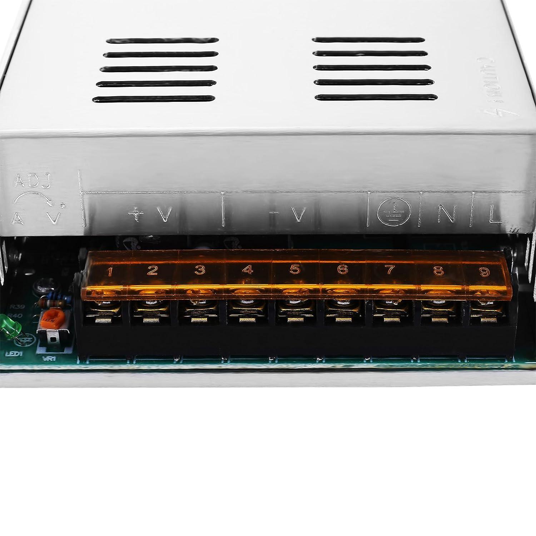 Cncshop Mist Maker Fogger Ultrasonic Circuit Atomizer Humidifier 10 Head Garden Outdoor
