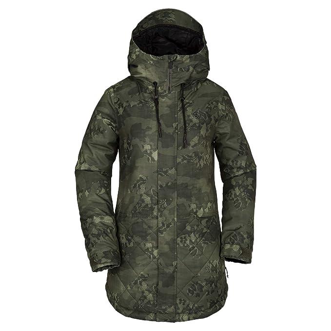 Volcom Womens Winrose Insulated Snow Jacket