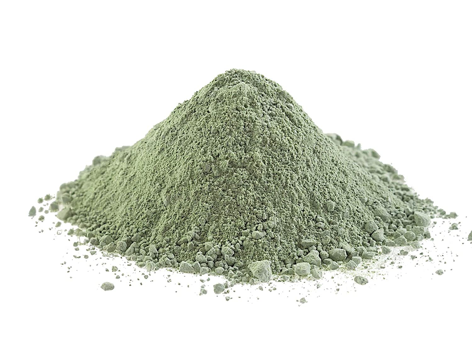 Amazon.com : 100% PURE FRENCH GREEN CLAY- 5 pounds : Beauty