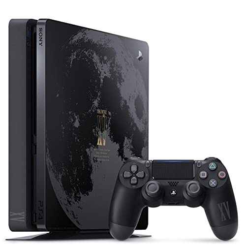 PlayStation 4 FINAL FANTASY XV LUNA EDITION (1TB)【初回生産特典】武器「正宗/FINAL FANTASY XVオリジナルモデル」アイテムコード同梱