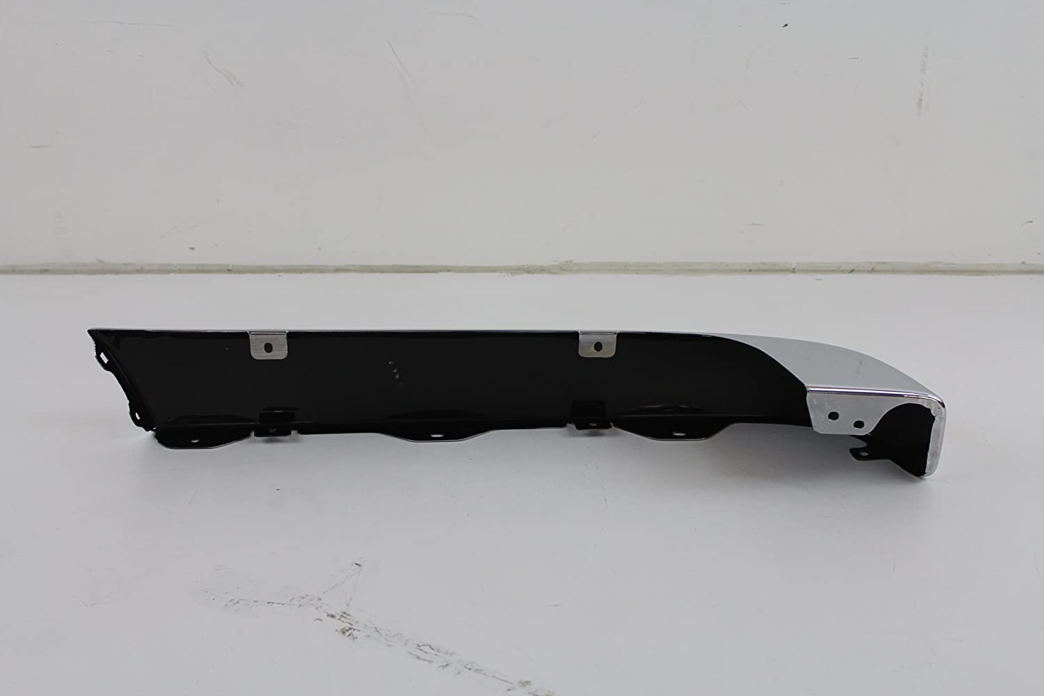 Genuine Nissan Parts H5024-0W427 Passenger Side Rear Bumper Extension Outer