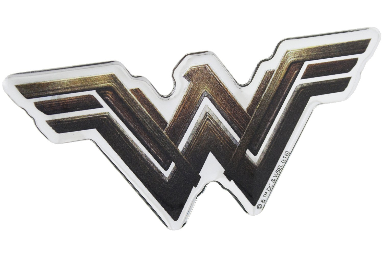 Laptops etc LNI AUSTRALIA 9672-058 Cellphones Fan Emblems Wonder Woman Logo Car Decal Domed//Multicolor//Chrome Finish Motorcycles Batman v Superman: Dawn of Justice BvS Automotive Emblem Sticker Applies Easily to Cars