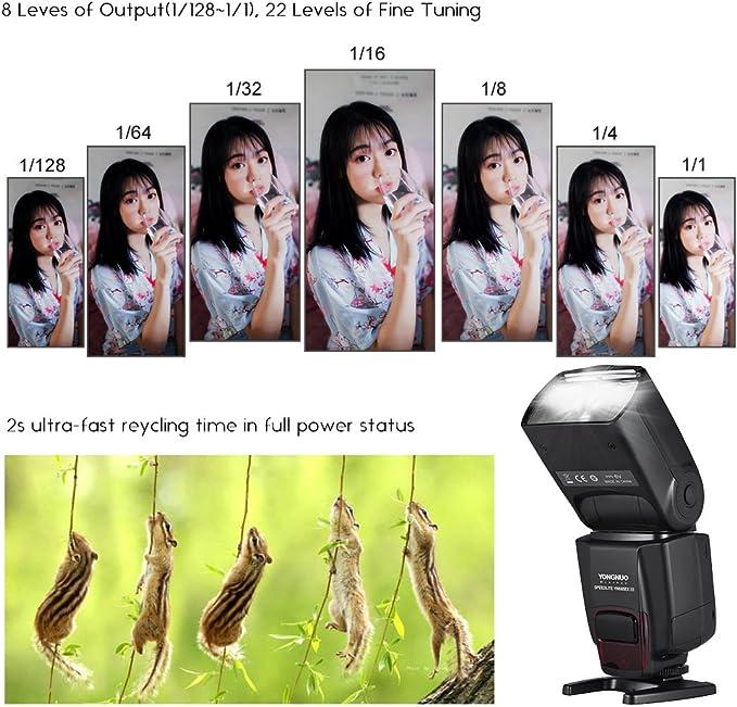 Yongnuo Yn565ex Iii Wireless Ttl Blitz Speedlite Gn58 Kamera