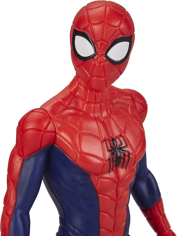 multicolor Spiderman Hasbro E3368 Spiderman with Cycle