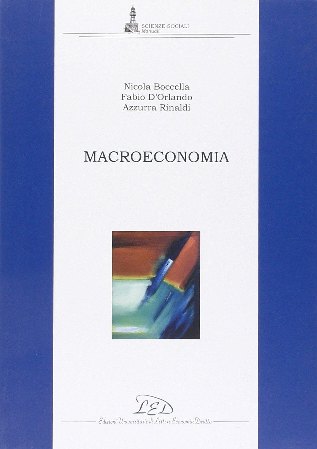 Macroeconomia boccella