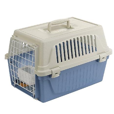 Ferplast Transportín + Accesorios para Perros y Gatos Atlas 10