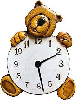 product image for Piazza Pisano Teddy Bear Wall Clock