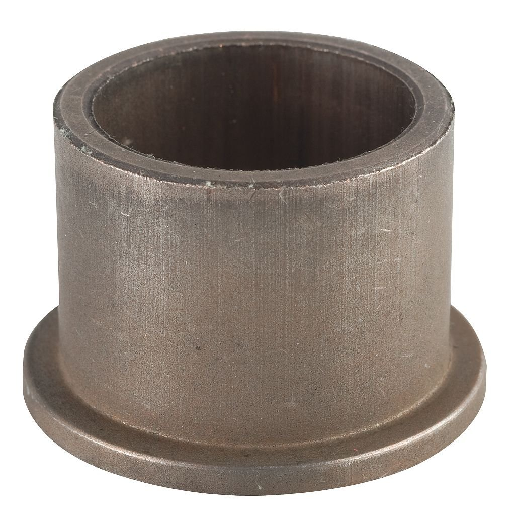Powdered Metal 1 3//4 Bore x 2 1//4 OD x 2 1//2 Length 3 Flange OD x 1//4 Flange Thickness Bunting Bearings BBEF283640 Flange Bearings BB16