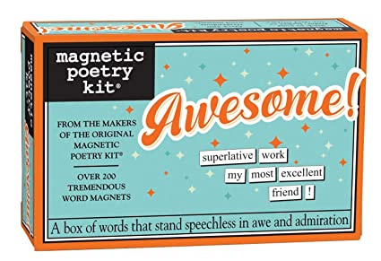 how to write an awesome poem