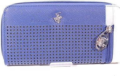 Beverly Hills Polo Club - Cartera para mujer Mujer Azul turquesa ...