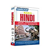 Hindi, Basic: Learn to Speak and Understand Hindi with Pimsleur Language Programs (Quick & Simple)