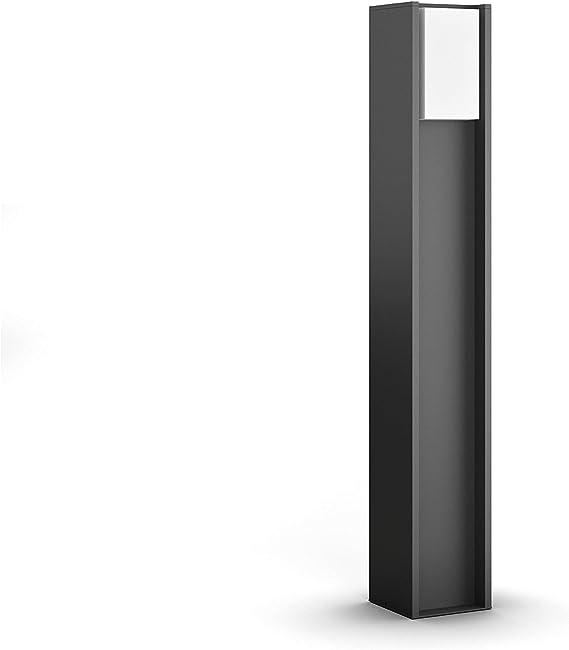 Philips Hue Turaco Poste o Columna Inteligente Exterior LED (IP44 ...