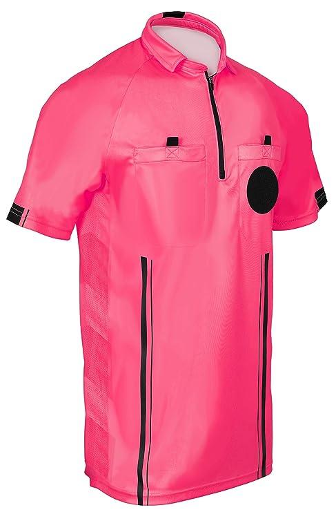 b352106f Amazon.com: New! Soccer Referee Jersey: Sports & Outdoors