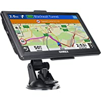 GPS Navigation for Truck & RV & Car, 7 Inch OHREX GPS Navigation System, GPS for Truck Drivers Commercial, 2021 Maps…