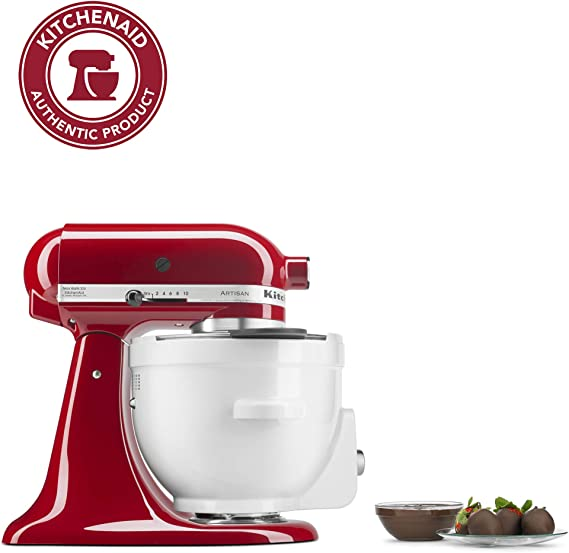 Amazon.com: KitchenAid ksm1cbt Precise calor Bol para ...