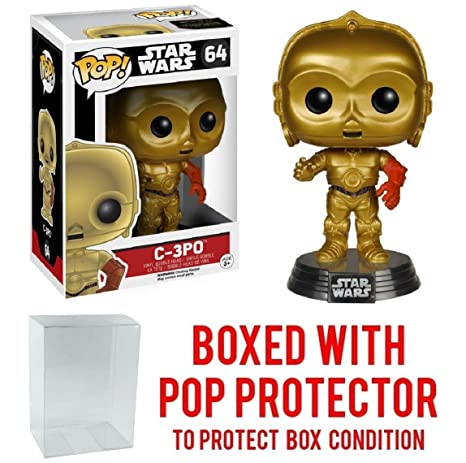 sports shoes a2f9a acc2e Image Unavailable. Image not available for. Color  Funko Pop! Star Wars  The  Force Awakens ...