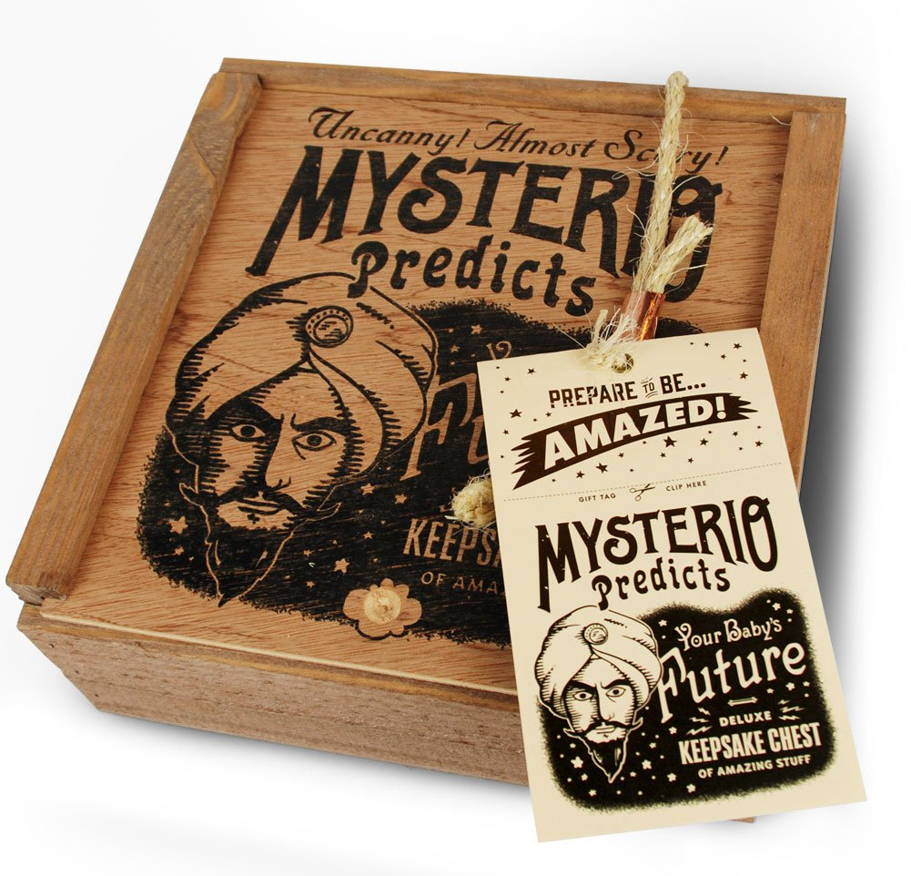 Mysterio Predicts - Baby Gift Set Wry Baby