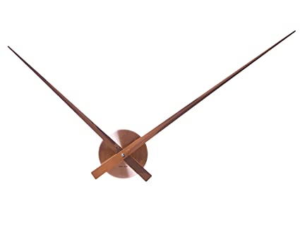 Present Time Karlsson Little Big Time Wall Clock, Copper