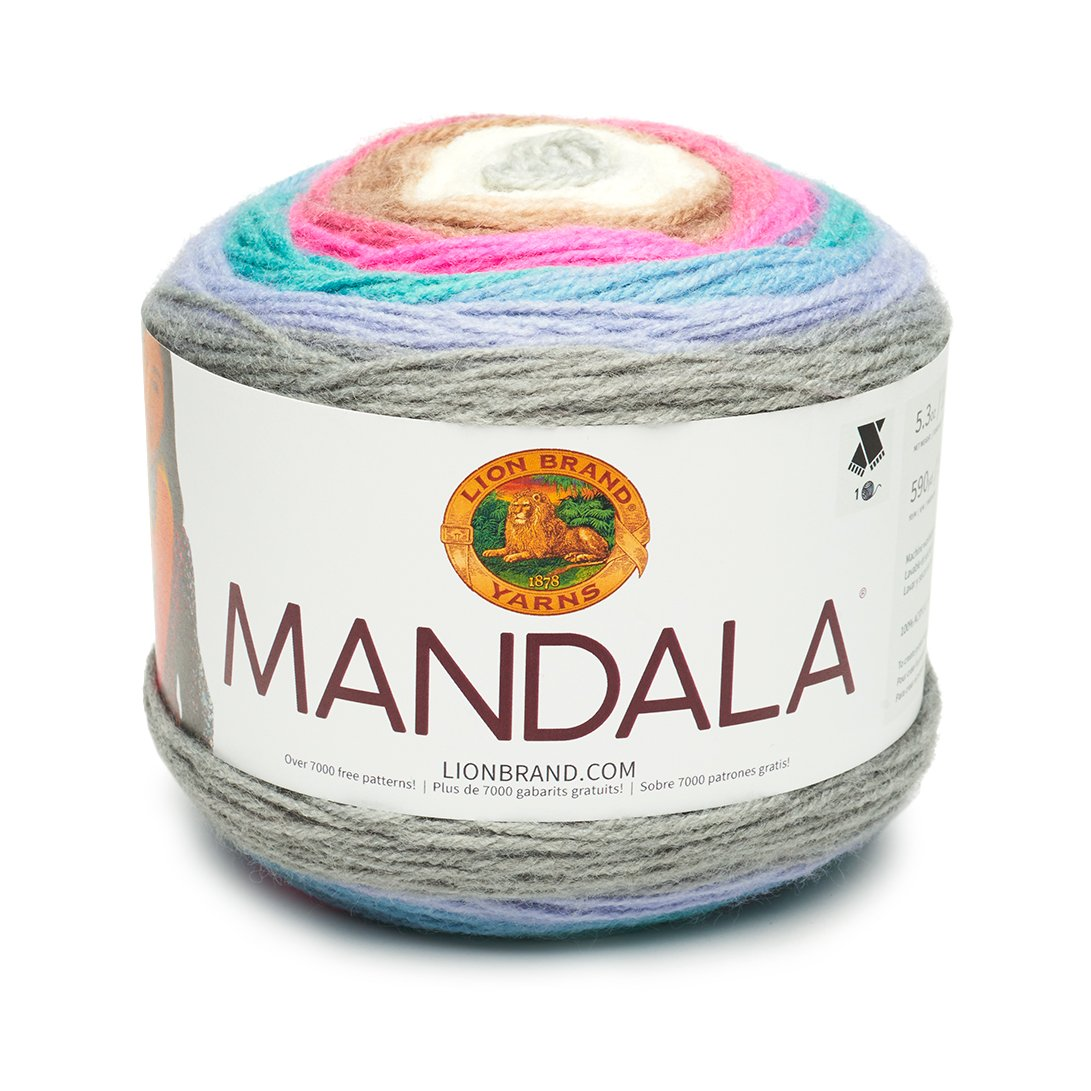 Amazon.com: Lion Brand Mandala Fairy - New Color
