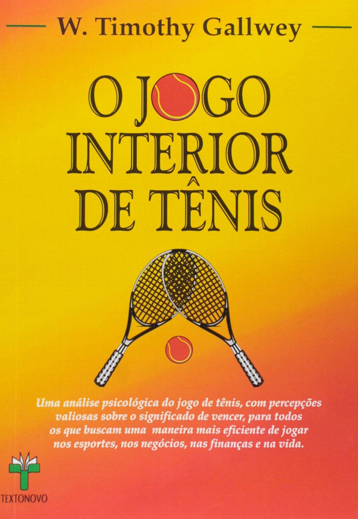 Jogo Interior de Tenis, O (Portuguese Brazilian) Paperback – 1996