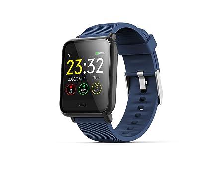 Relojes inteligentes resistente al agua IP67 Smartwatch monitor de ...