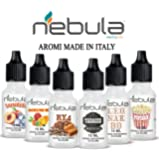 NEBULA kit 6 Aromi - MADE IN ITALY