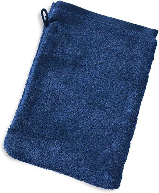 Linnea 16 x 21 cm de Franela de algodón Lisa Azul Oscuro: Amazon ...
