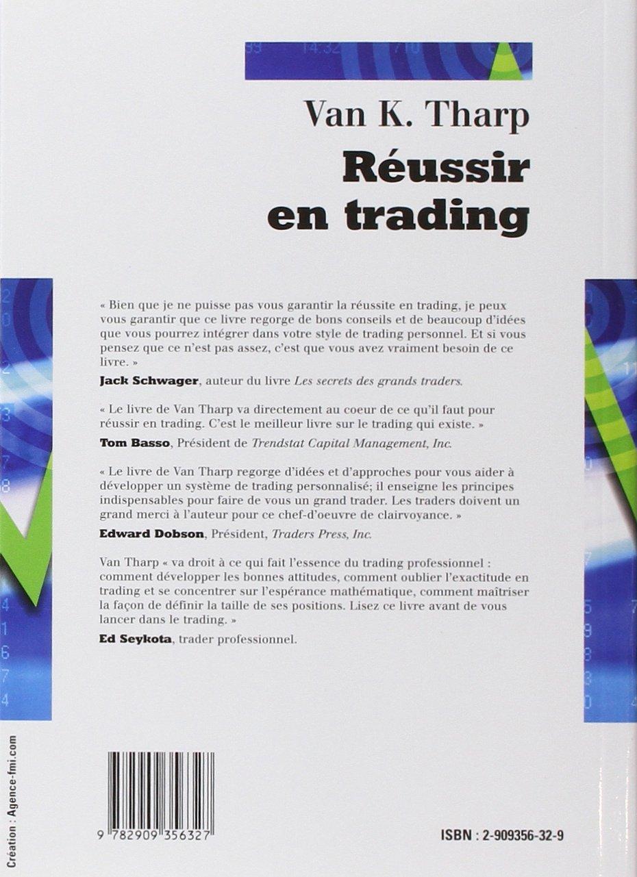 reussir en trading ca tharp books