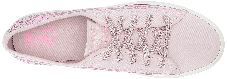 Lilac Keds Girls Triple Fashion Studs Sneaker 050 Medium US Big Kid
