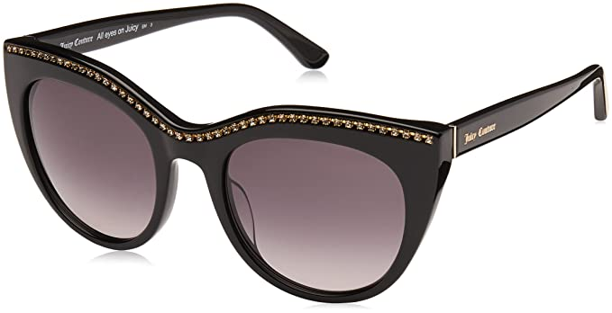 b90c2ab42a Image Unavailable. Image not available for. Colour  Juicy Couture Gradient  Cat Eye Women s Sunglasses - (JU 595 S ...